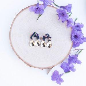 Jewelry - Aura's Watercolor Earrings - Brand New!